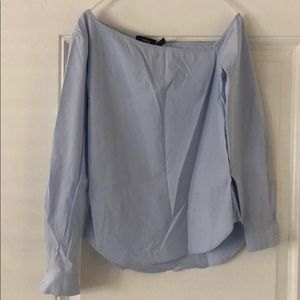 Tops - Theory blouse P size